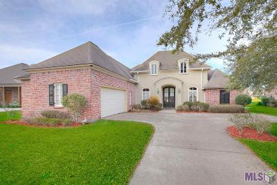 Gonzales Single Family Home For Sale: 40105 Pelican Point Pkwy