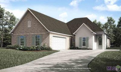 Prairieville Single Family Home Contingent: 39188 Water Oak Ave
