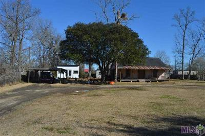 Prairieville Single Family Home For Sale: 16520 Marty Rd