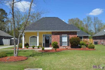 Prairieville Single Family Home For Sale: 43450 N Great Oak Ct