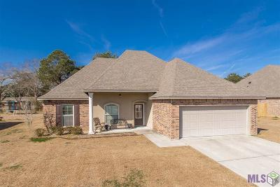 Zachary Single Family Home For Sale: 5323 Knight Dr