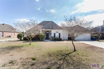 Port Allen Single Family Home For Sale: 4603 Golden Ridge Dr