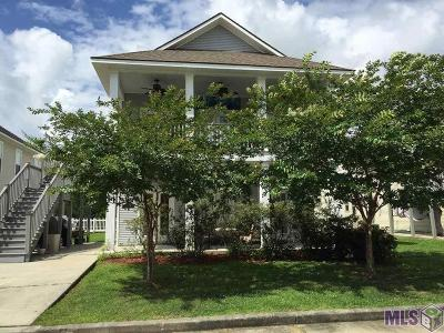 St Amant Condo/Townhouse For Sale: 11182 River Highlands #15A