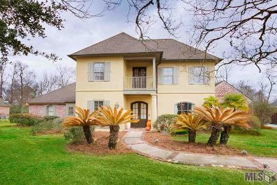 Baton Rouge Single Family Home For Sale: 13613 Paddington Ln