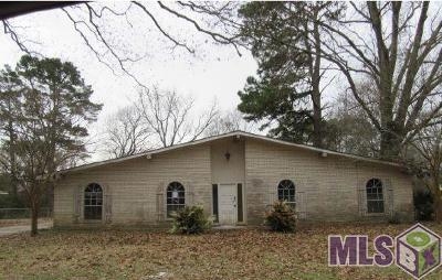 Baton Rouge Single Family Home For Sale: 12622 Canterbury Dr