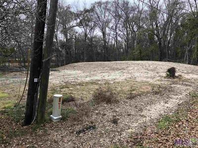 Prairieville Residential Lots & Land For Sale: 18657 Blythe Rd