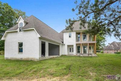 Denham Springs Single Family Home For Sale: 372 Tranquility Dr
