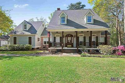 Baton Rouge Single Family Home For Sale: 18824 Lake Harbour Ave