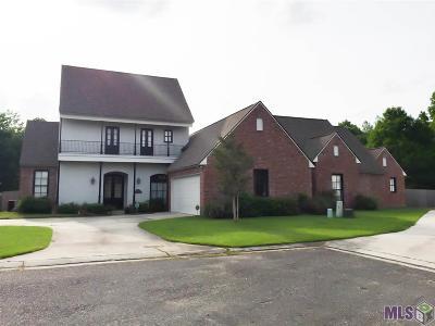 Prairieville Single Family Home For Sale: 37228 Ski Side Ave