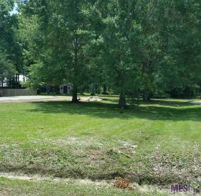 Denham Springs Residential Lots & Land For Sale: 7846 Kingsley Dr