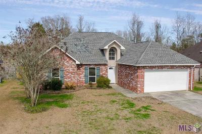 Prairieville Single Family Home For Sale: 43458 N Great Oak Ct