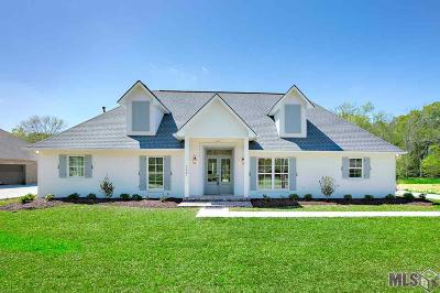 Gonzales Single Family Home For Sale: 13491 Crawford Rd