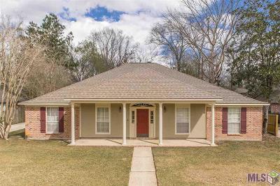 Baton Rouge LA Single Family Home Contingent: $274,900