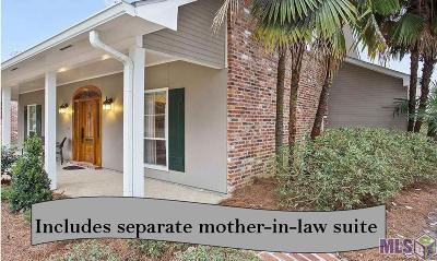 Baton Rouge Single Family Home For Sale: 7934 Boone Ave