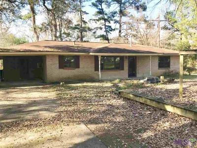 Baton Rouge Single Family Home For Sale: 2722 Carmen Dr