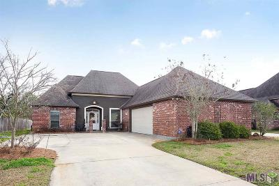 Central Single Family Home For Sale: 8161 Lavender Dr