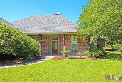 Prairieville Single Family Home Contingent: 15393 Ryan Ave
