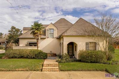 Baton Rouge Single Family Home For Sale: 18011 Club View Dr
