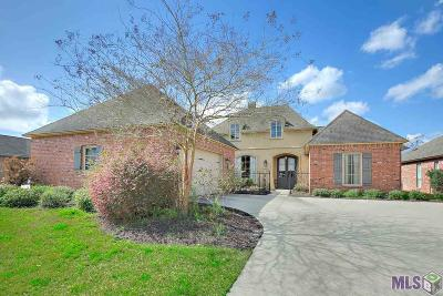 Prairieville Single Family Home For Sale: 14337 Lake Path Dr