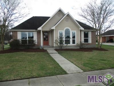 Baton Rouge Single Family Home For Sale: 12551 England Ave