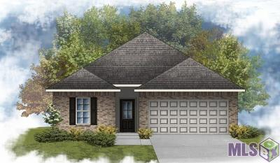 Prairieville Single Family Home For Sale: 42510 Baystone Ave