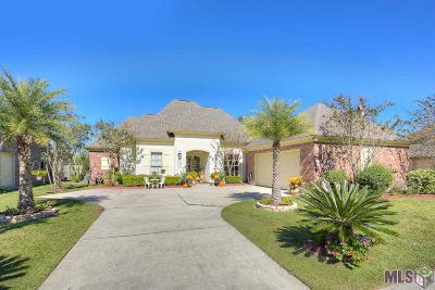 Prairieville Single Family Home For Sale: 36464 Lake Bend Ave