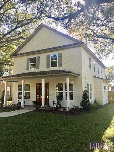 Baton Rouge Single Family Home For Sale: 4442 Arrowhead St