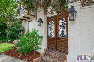 Baton Rouge Single Family Home For Sale: 11425 The Gardens Dr