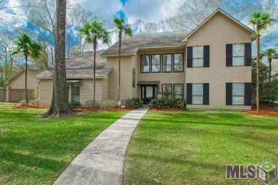 Baton Rouge Single Family Home For Sale: 5216 Lost Oak Dr