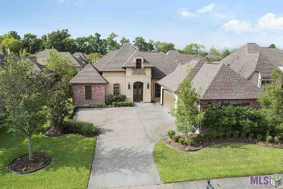 Baton Rouge LA Single Family Home For Sale: $505,000