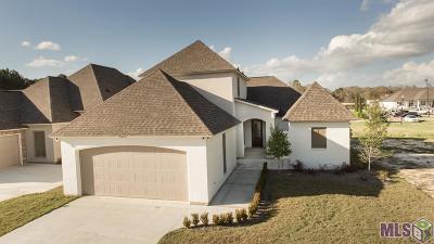 Denham Springs Single Family Home For Sale: Lot 2 St Andrews Ct