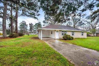 Prairieville Single Family Home For Sale: 18119 Conthia St