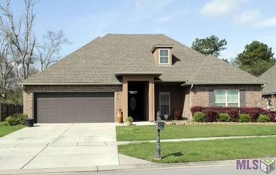 Zachary Single Family Home For Sale: 5281 Knight Dr