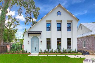Baton Rouge Single Family Home For Sale: 7536 Tilton Ct