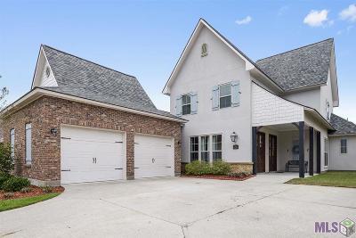 Zachary Single Family Home For Sale: 1511 Berwick Bend