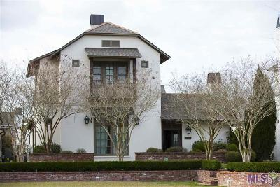 Baton Rouge Single Family Home For Sale: 8042 Settlers Cir