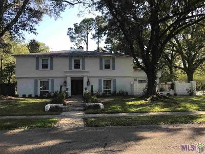 Baton Rouge Single Family Home For Sale: 7410 Rienzi Blvd