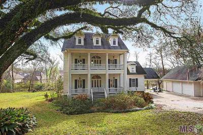 Baton Rouge Single Family Home For Sale: 7860 Highland Rd