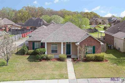Zachary Single Family Home For Sale: 4244 Raven Way Dr