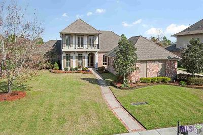 Baton Rouge Single Family Home For Sale: 2626 University Club Dr