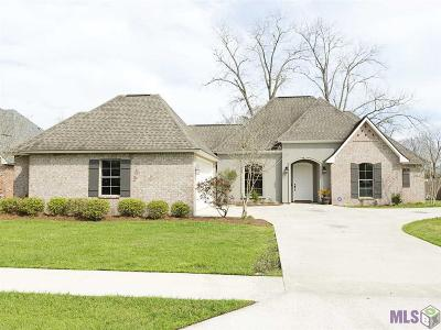 Gonzales Single Family Home For Sale: 14046 Pecan Ridge Dr