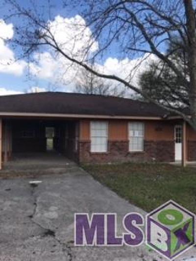 Port Allen Single Family Home For Sale: 3324 Kahns Rd