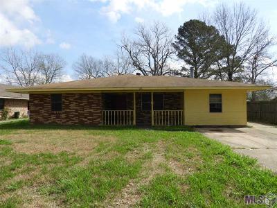 Port Allen Single Family Home For Sale: 926 N 12th St