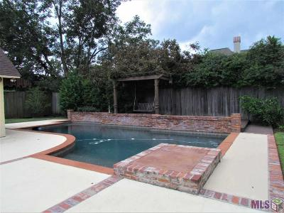 Baton Rouge Single Family Home For Sale: 17912 Heritage Estates Dr