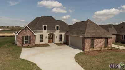 Denham Springs Single Family Home For Sale: Lot 47 Bessie Dr