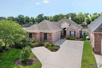 Maurepas Single Family Home For Sale: 21165 Waterfront East Dr
