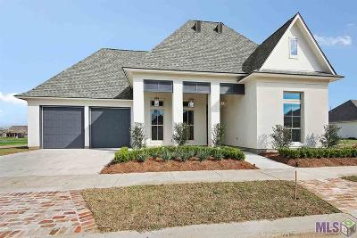 Baton Rouge Single Family Home For Sale: 2836 Shore Bend Ave