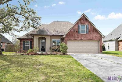 Gonzales Single Family Home For Sale: 13283 Rue Maison Blvd