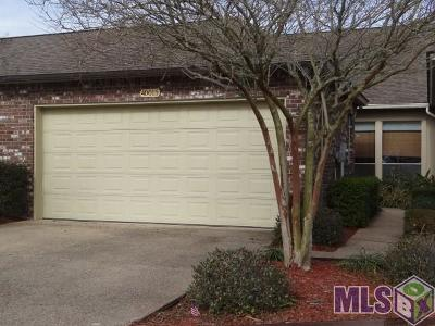 Gonzales Condo/Townhouse For Sale: 40015 Champion Tif East Dr