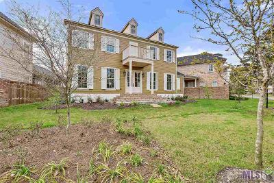 Baton Rouge Single Family Home For Sale: 2039 Rue Venelle